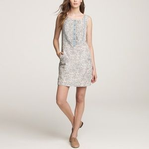 J. Crew Delphinium Floral Shift Dress